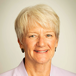 Photograph of Sue Barnes, RN, CIC, FAPIC